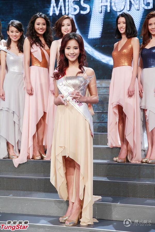 Hoa hậu thị phi nhất Hong Kong: Lộ ảnh nhạy cảm với bạn trai, bị tố là gái bao, vay nặng lãi - Ảnh 4.