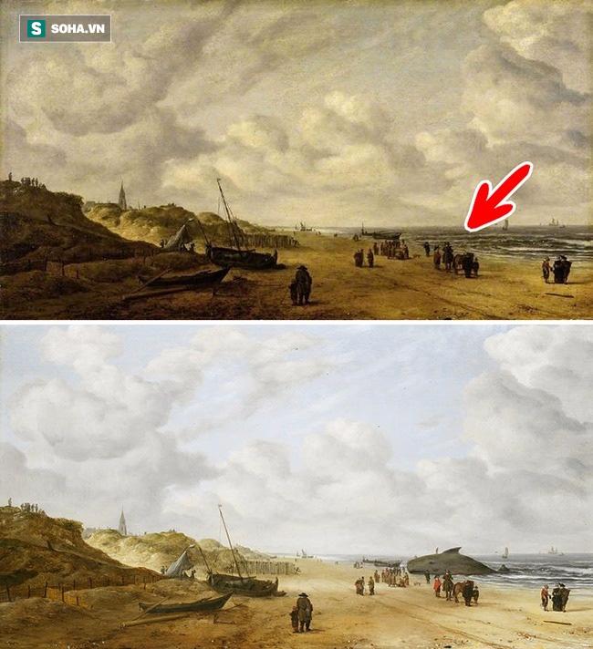 Chi tiết không ai ngờ đến hóa ra lại là chìa khóa giải mật các bức họa nổi tiếng - Ảnh 1.