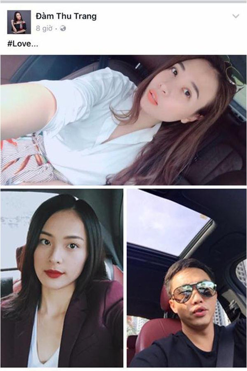 Hậu tin đồn hẹn hò, Cường Đô La đã công khai tán tỉnh Đàm Thu Trang? - Ảnh 1.