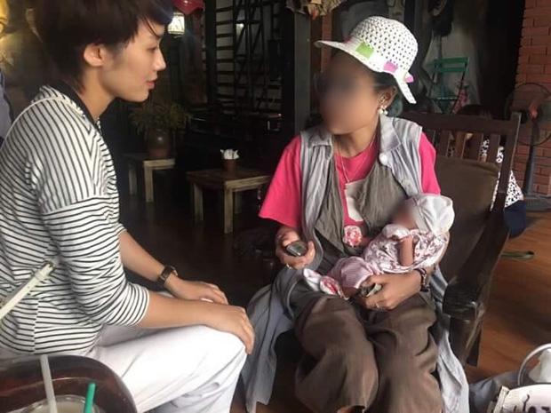 Người giúp đỡ tiền bỉm sữa cho mẹ con Bella: Tôi mong có thể tách đứa bé ra khỏi Bella để đảm bảo an toàn - Ảnh 2.