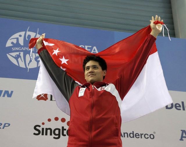 """Schooling lên tiếng vụ """"dạy người Malaysia"""" ở SEA Games - Ảnh 1."""