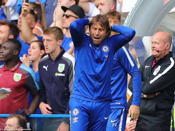 SỐC: HLV Conte của Chelsea đứng đầu danh sách bị sa thải - Ảnh 2.