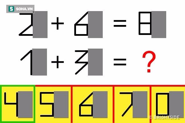 Chỉ thiên tài mới có thể giải được 7 cửa ải hóc búa này trong 30 giây! - Ảnh 8.