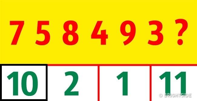 Chỉ thiên tài mới có thể giải được 7 cửa ải hóc búa này trong 30 giây! - Ảnh 13.