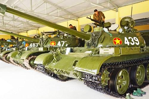 Hội thi kỹ thuật Tăng - Thiết giáp toàn quân năm 2017 - Ảnh 1.