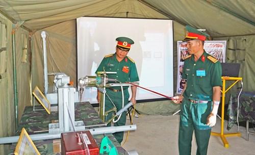 Hội thi kỹ thuật Tăng - Thiết giáp toàn quân năm 2017 - Ảnh 2.