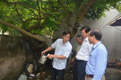 Thành ủy Hà Nội yêu cầu huy động thêm bộ đội, công an tham gia chống dịch sốt xuất huyết - Ảnh 1.