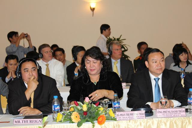 Con đường từ những siêu dự án đến nợ nần chồng chất của bà chủ tập đoàn Khang Thông - Ảnh 1.