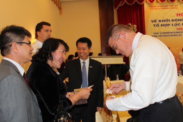 Con đường từ những siêu dự án đến nợ nần chồng chất của bà chủ tập đoàn Khang Thông - Ảnh 2.
