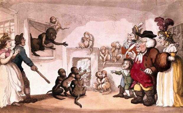 Con người thời xưa từng có những thú vui kinh dị thế này đây - Ảnh 1.