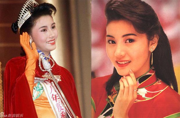 Hơn 30 năm qua, các thế hệ Hoa hậu Hồng Kông dần tuột sắc đến thảm hại - Ảnh 1.