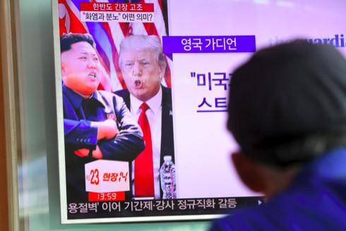 Tài lãnh đạo của ông Trump và ông Kim Jong-un: Ai hơn ai? - Ảnh 1.
