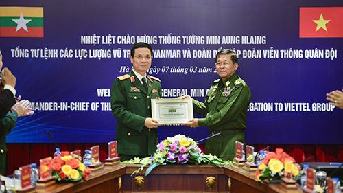 Dự án biểu tượng hợp tác Việt Nam - Myanmar có gì đặc biệt? - Ảnh 1.