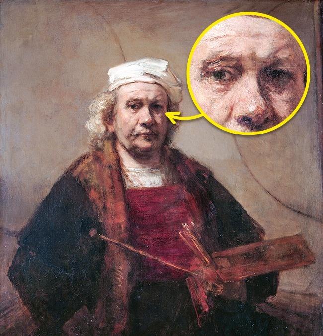 Hé lộ bí ẩn ít người biết trong những bức họa lừng danh thế giới - Ảnh 10.