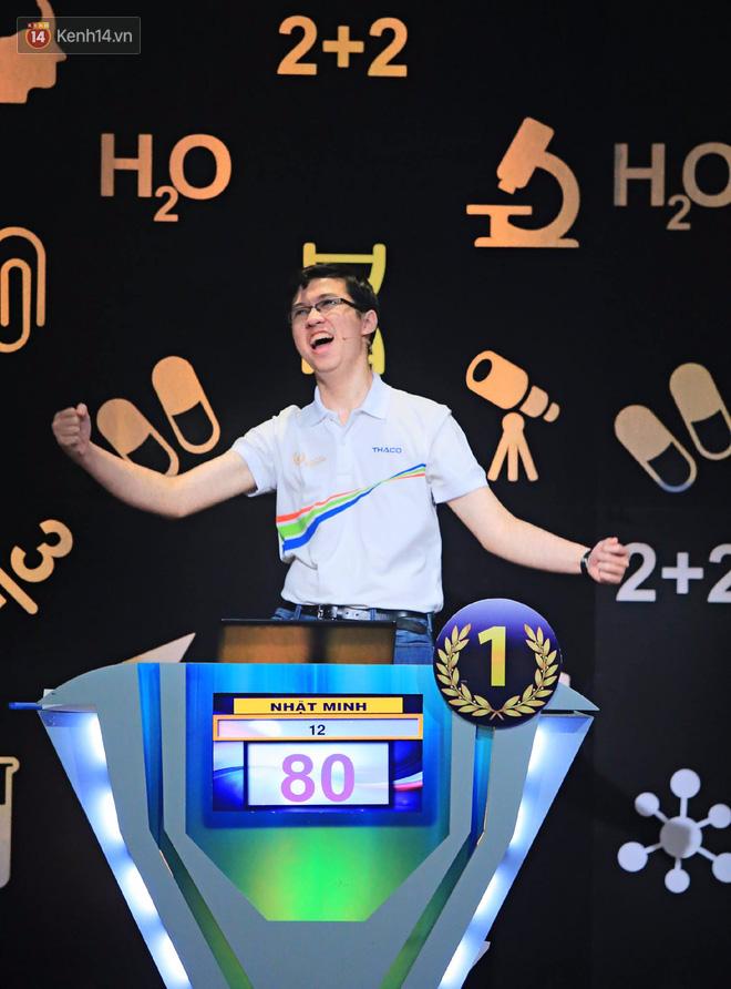 Nhật Minh Olympia lần đầu hát trên truyền hình, chia sẻ không thích cái tên cậu bé Google - Ảnh 3.