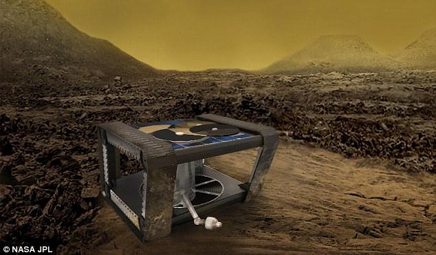 Mô phỏng cỗ máy 2.300 năm tuổi, NASA chế tạo quái vật thám hiểm hành tinh đáng sợ - Ảnh 4.