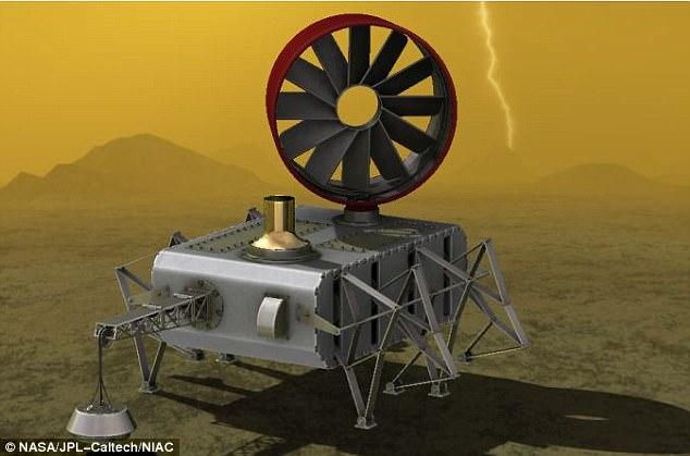 Mô phỏng cỗ máy 2.300 năm tuổi, NASA chế tạo quái vật thám hiểm hành tinh đáng sợ - Ảnh 6.