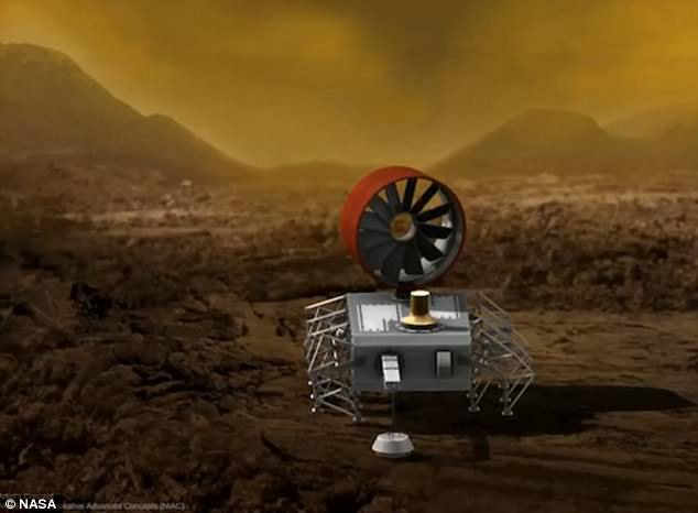 Mô phỏng cỗ máy 2.300 năm tuổi, NASA chế tạo quái vật thám hiểm hành tinh đáng sợ - Ảnh 3.