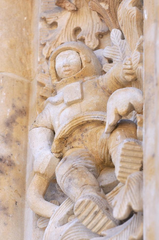 Những hình ảnh chứng minh sự thật khó tin về xuyên không thời cổ đại - Ảnh 10.