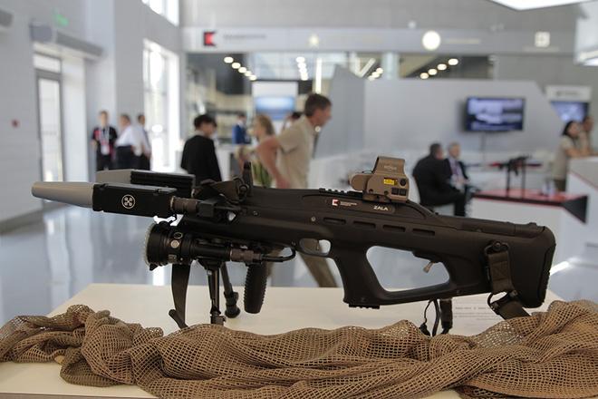 Không chỉ sản xuất súng AK, công ty Kalashnikov còn làm cả súng bắn drone và ngăn chặn khủng bố - Ảnh 1.