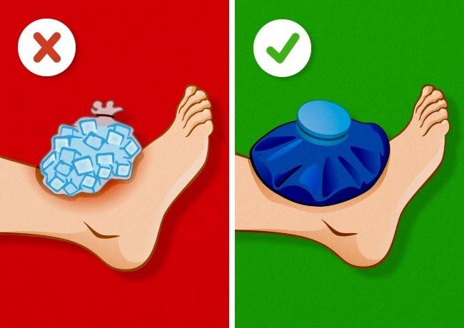 6 cách sơ cứu khi bị thương có thể gây tổn hại nghiêm trọng sức khoẻ của bạn - Ảnh 1.