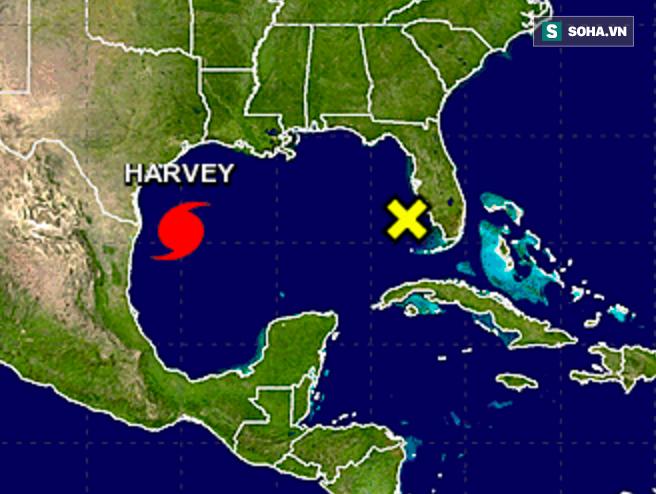 Phát hiện nguyên nhân kích hoạt sức tàn phá khủng khiếp của siêu bão Harvey - Ảnh 1.
