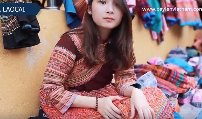 Sự thật về cô gái dân tộc xinh xắn trong clip hỏi vợ với 100.000đ ở Sa Pa - Ảnh 1.