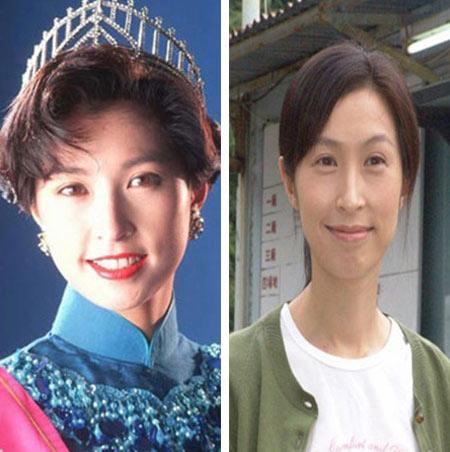 20 năm bên nhau không con cái, Hoa hậu xấu nhất Hong Kong vẫn được chồng yêu thương trọn vẹn - Ảnh 1.