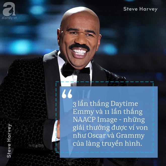 Lại Văn Sâm - Steve Harvey: Những bí mật thú vị của MC Little big shots - Ảnh 1.