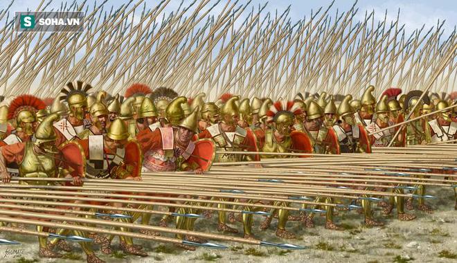 Giải mã sức mạnh đội quân siêu đẳng của Alexander Đại đế - Ảnh 2.