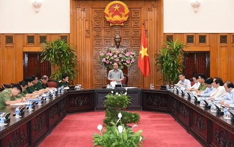 Thủ tướng: Đổi mới cách thức phát triển công nghiệp quốc phòng an ninh - Ảnh 1.
