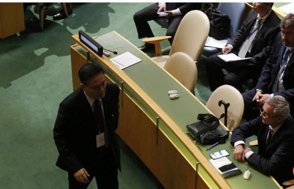 Nhật, Hàn nín thinh trước đe dọa phá hủy hoàn toàn Triều Tiên của ông Trump - Ảnh 2.