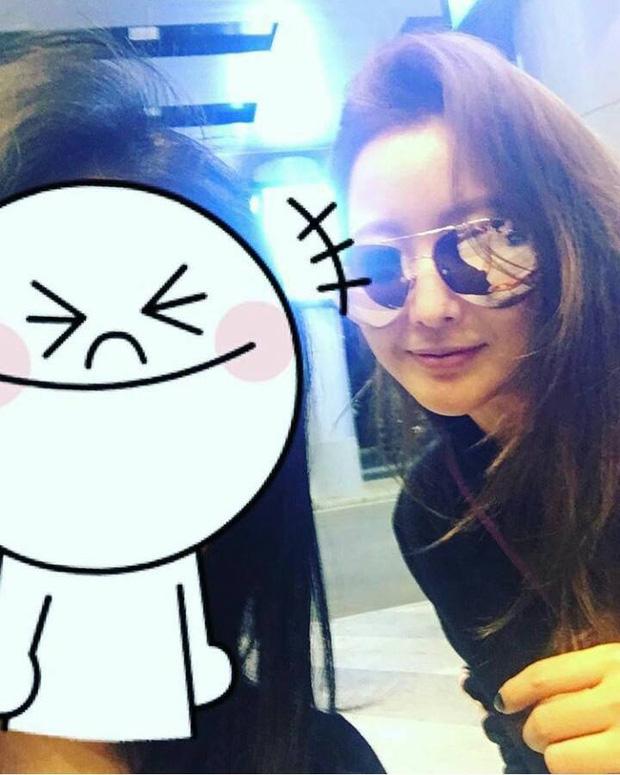 Kim Hee Sun cùng diễn viên gạo cội của Sắc đẹp ngàn cân bất ngờ đến Đà Nẵng nghỉ dưỡng - Ảnh 3.