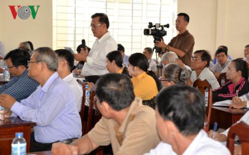Chủ tịch Quốc hội tiếp xúc cử tri phường Phú Thứ (Cần Thơ) - Ảnh 2.