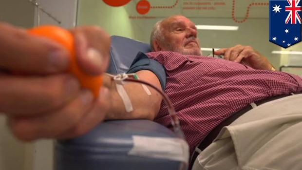 Sở hữu sức mạnh đặc biệt, ông lão 79 tuổi đã cứu sống 2 triệu sinh mạng trẻ sơ sinh trong suốt 60 năm - Ảnh 1.