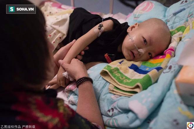 Mẹ nhẫn tâm bỏ con 2 tuổi ung thư, trộm luôn gần 1 tỉ tiền vay cho con chữa bệnh - Ảnh 1.