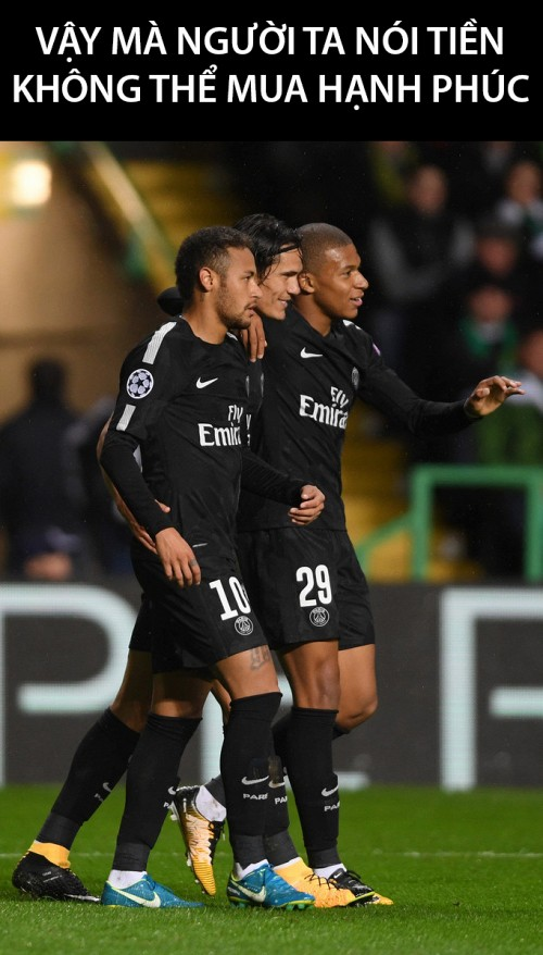 Ảnh chế: 'Vai diễn' quá đạt của cặp nghệ sĩ Neymar - Cavani - Ảnh 2.