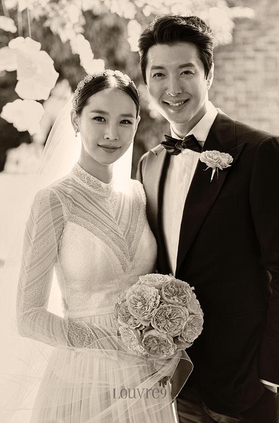 Những hình ảnh đẹp trong đám cưới bí mật của tài tử Lee Dong Gun - Ảnh 2.