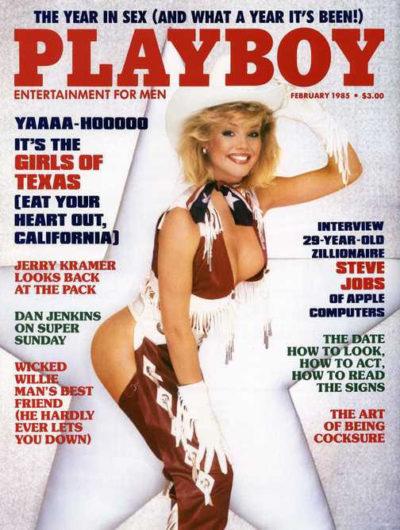 Đây là bài phỏng vấn Steve Jobs rất hiếm có, được đăng tải trên tạp chí Playboy xưa kia - Ảnh 1.
