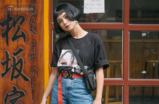 Mai Kỳ Hân - nàng mẫu lookbook mới của Sài Gòn với gương mặt đúng chuẩn búp bê - Ảnh 2.
