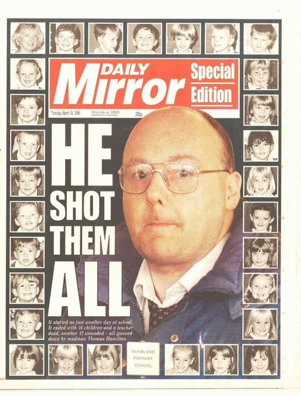 Vụ xả súng gây chấn động lịch sử Anh: Kẻ sát nhân dã man đoạt mạng 16 trẻ em chỉ trong 3 phút - Ảnh 2.