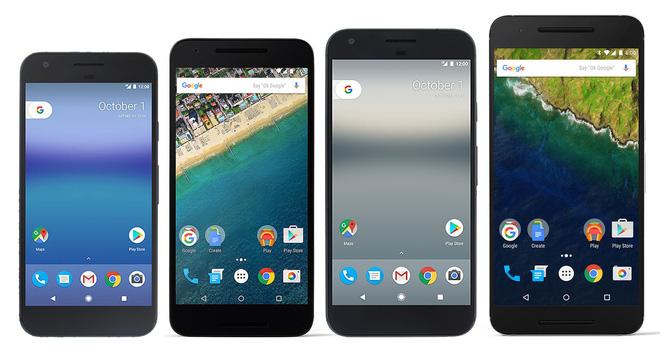 Nhìn vào Pixel 2, bạn sẽ hiểu vì sao Nexus phải chết - Ảnh 2.