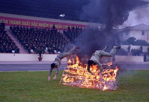 Đặc công Việt Bắc võ nghệ cao cường - Ảnh 2.