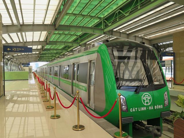 Cận cảnh thiết bị đặc thù của đường sắt Cát Linh - Hà Đông - Ảnh 1.