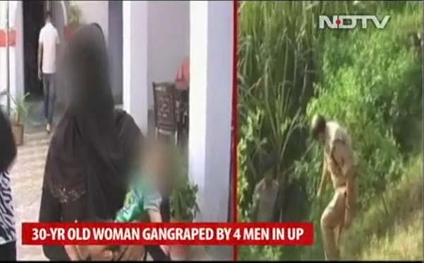Một phụ nữ bị hiếp dâm tập thể trước mặt chồng và con gây chấn động - Ảnh 2.