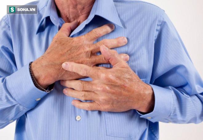 5 dấu hiệu bạn có thể mắc căn bệnh nguy hiểm như đau tim, gây tử vong chỉ sau vài giờ - Ảnh 2.