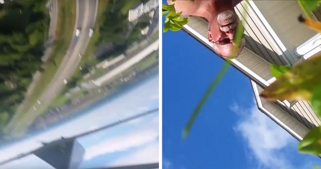 Chuyện hy hữu: Smartphone rơi từ máy bay xuống đất vẫn nguyên vẹn, đã vậy còn quay phim cả quá trình rơi - Ảnh 1.