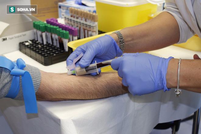 Xét nghiệm máu mới phát hiện sớm ung thư gan, tăng tỷ lệ sống sót cho bệnh nhân - Ảnh 1.
