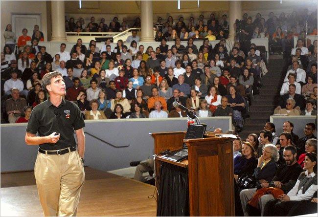 Bài giảng cuối cùng của Giáo sư Randy Pausch: Câu chuyện về người thầy vĩ đại lay động hàng triệu người trên thế giới - Ảnh 3.