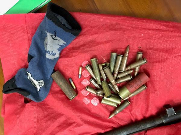 Cận cảnh máy sản xuất súng tự chế của nhóm cướp tài sản - Ảnh 8.